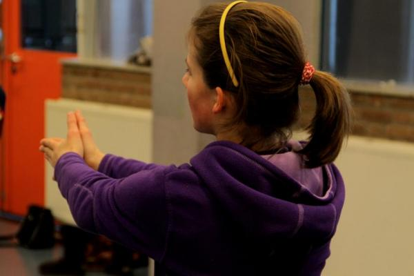 Workshop Stepping Sint-Niklaas
