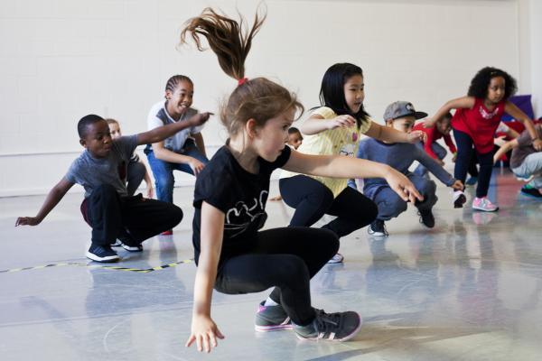 Workshop Kidsdance  Sint-Niklaas.