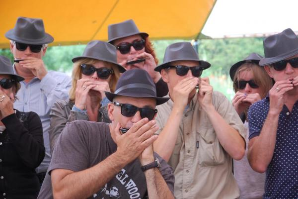 Workshop Mondharmonica Sint-Niklaas
