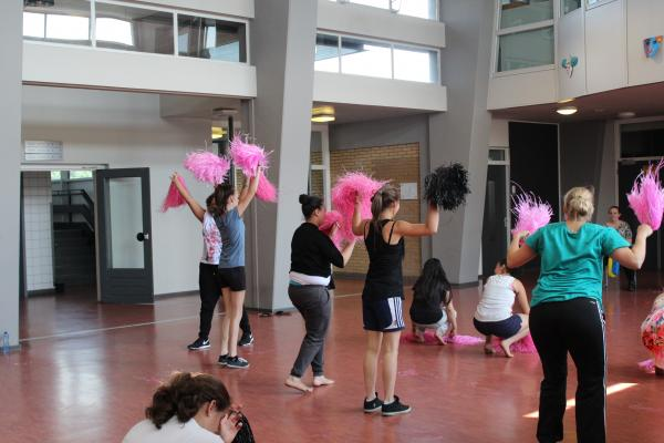 Workshop Cheerleading Sint-Niklaas