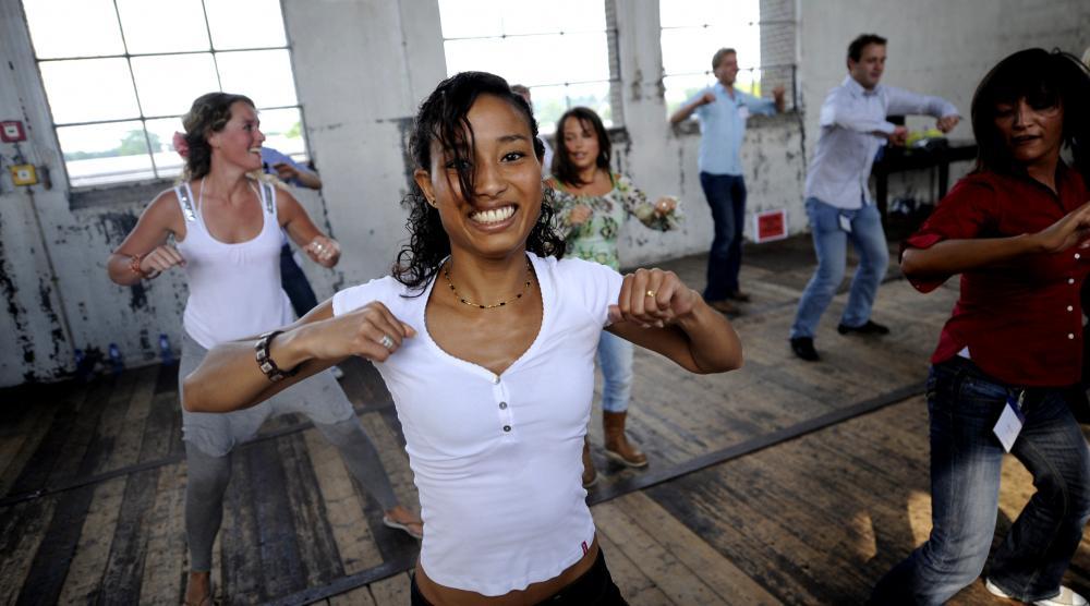 Slide 1: Workshop Streetdance
