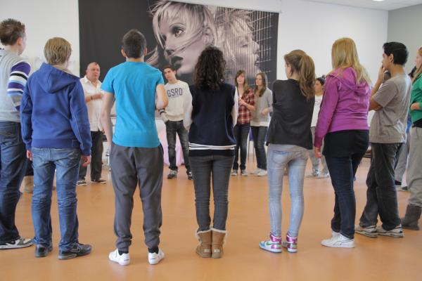 Workshop Theatersport Sint-Niklaas