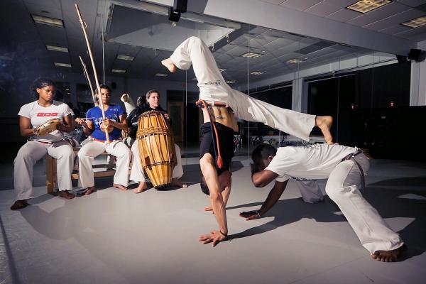 Workshop Capoeira Sint-Niklaas