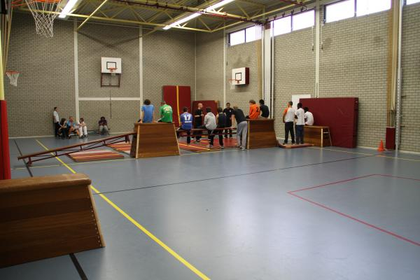 Workshop Freerunnen Sint-Niklaas