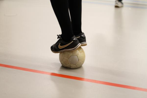 Workshop Pannavoetbal Sint-Niklaas