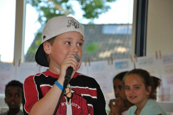 Workshop Beatboxen Sint-Niklaas