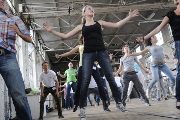 Workshop Hiphop Sint-Niklaas